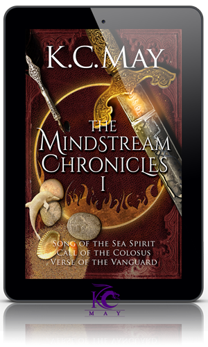 The Mindstream Chronicles I book cover