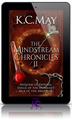The Mindstream Chronicles II book cover