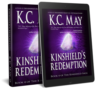 Kinshield's Redemption book cover