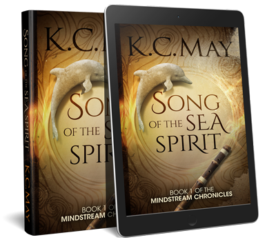 Song of the Sea Spirit book cover