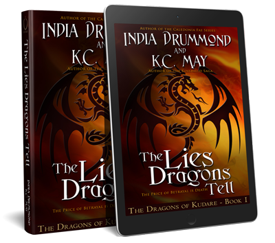 The Lies Dragons Tell book cover