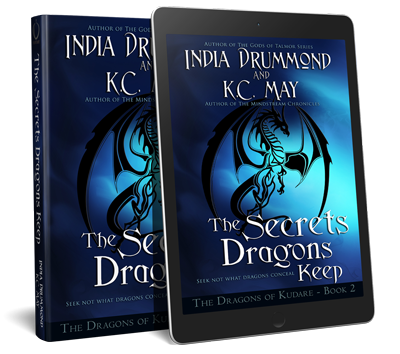 The Secrets Dragons Keep book cover