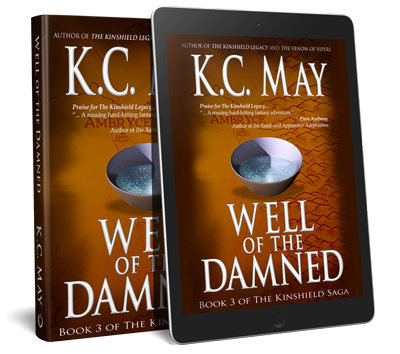 Well of the Damned book cover